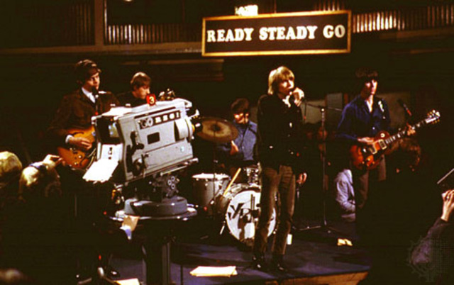 Ready Steady Go! vs. Top of the Pops