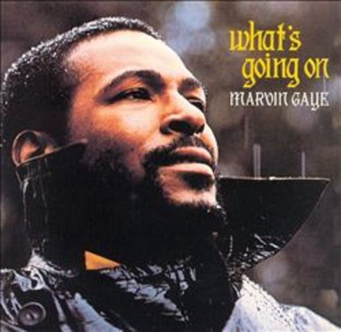 The popularity of soul and Marvin Gaye