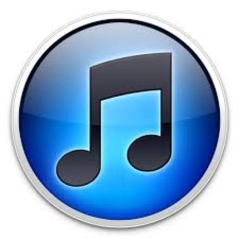 iTunes is launched