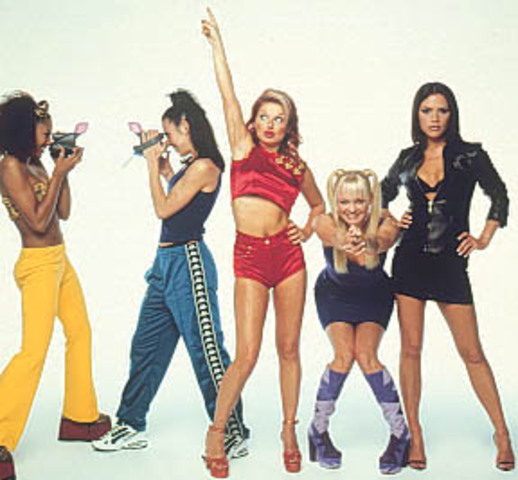 Girl power and the Spice Girls