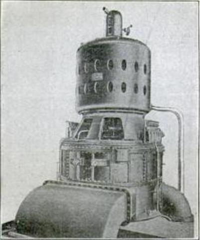 Gas Turbine- Charles Curtis