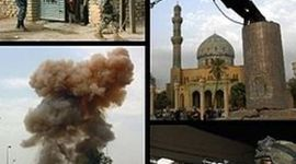 HISTORIA DE LA CNN Y LA FOX EN LA GUERRA DE IRAK timeline