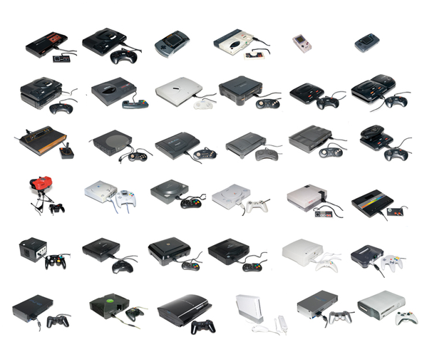 video game system