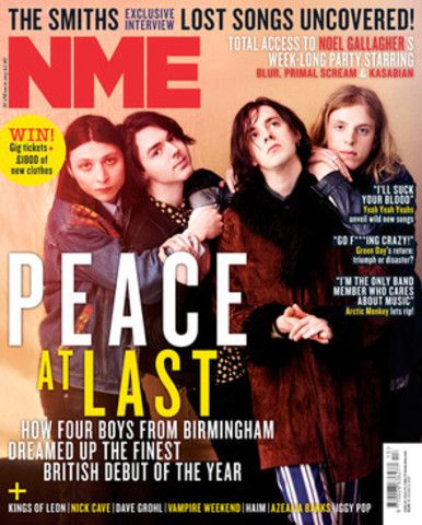 NME 'New Musical Express'