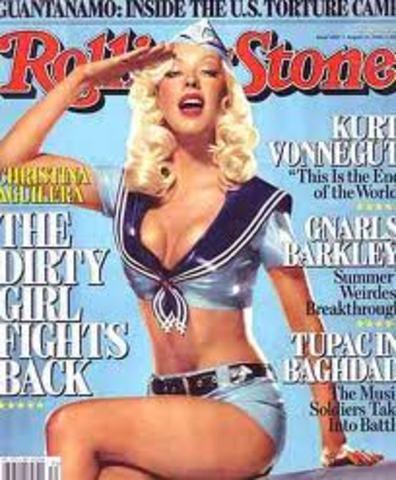 The Rolling Stone Magazine
