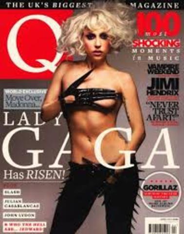 Q Magazine banned