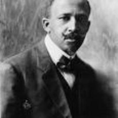 W.E.B. Du Bois By Frank timeline