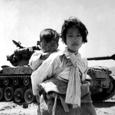 The Korean Conflict  timeline