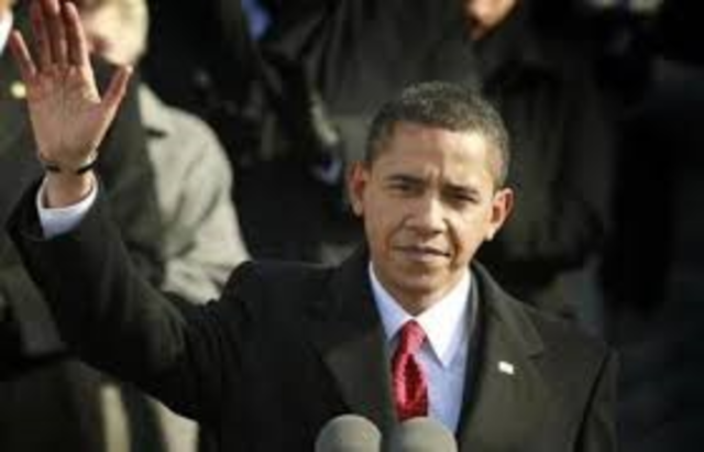 The First Inauguration of Barack Obama