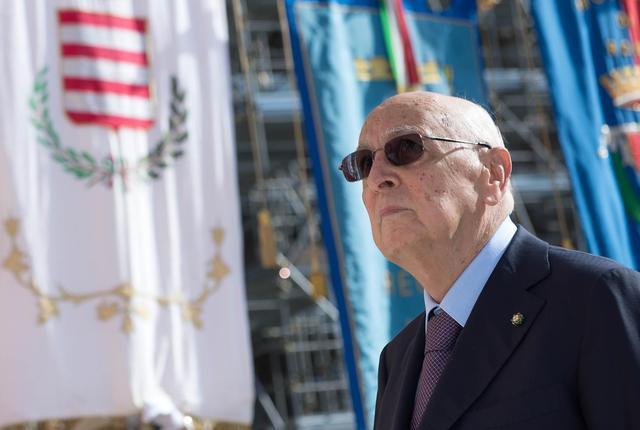 """Interviene Napolitano: """"Sentenza definitiva, prenderne atto"""""""
