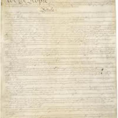Road to the Constitution  timeline