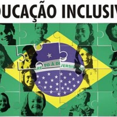 educação inclusiva no cenario internacional e nacional. timeline