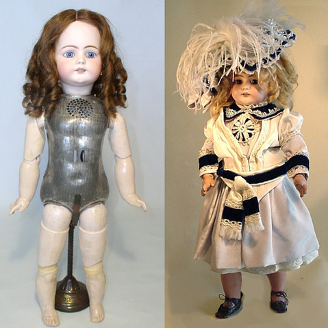 Phonographic Doll- Thomas Edison
