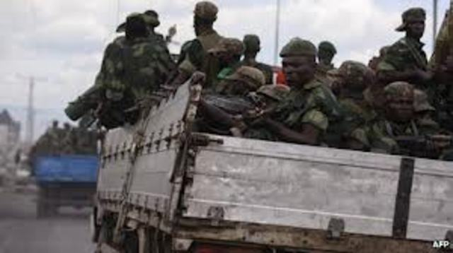 Congolese Army Units
