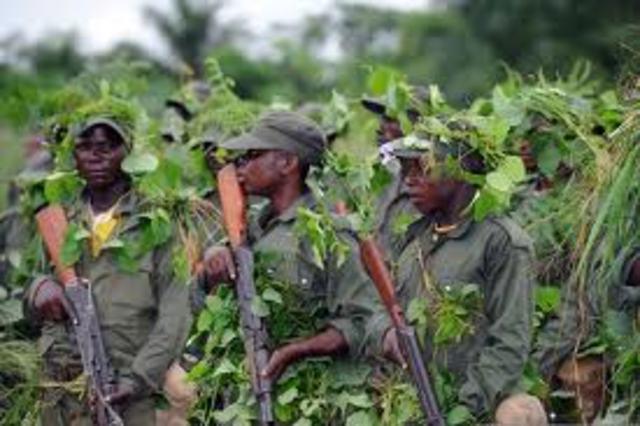 Advance Towards Bukavu and Kissangani