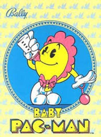 Baby Pac Man