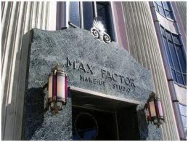 Max Factor Make Up Studio