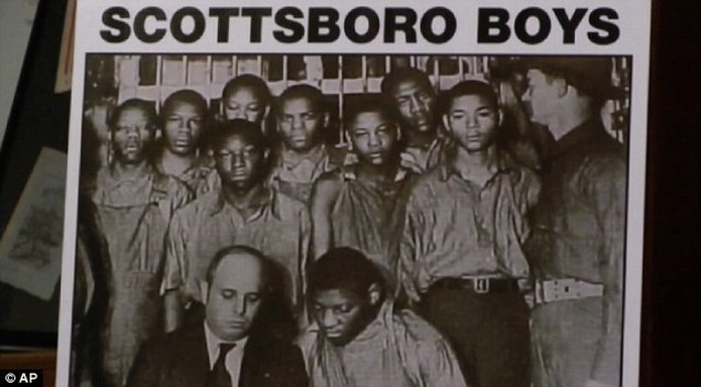 the scottsboro boys and the court s (image of the scottsboro boys, via mayfield's wiki) [1] our account of the scottsboro boys' saga is based on and condensed from accounts provided in: (1) the us supreme court's opinion in powell v.