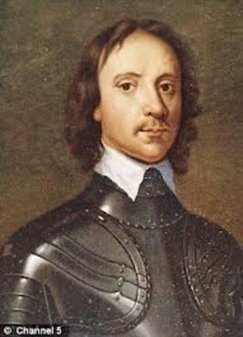Defeting King Charles 1