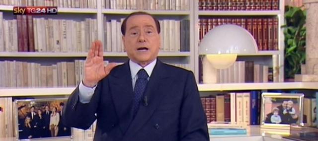 """Berlusconi: """"Magistratura contropotere dello Stato"""""""