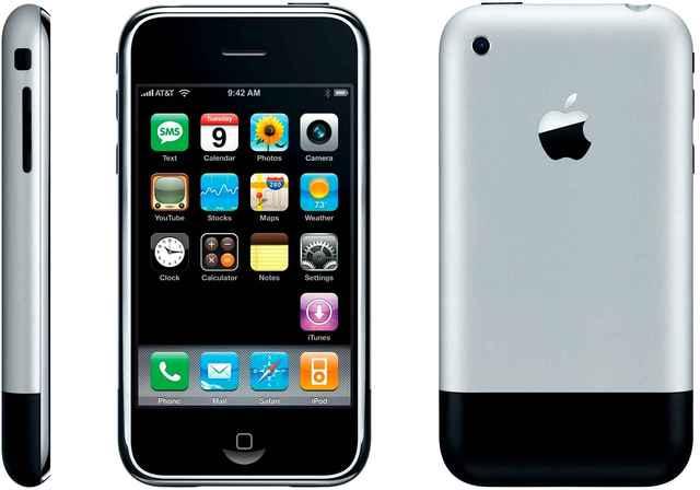 Le 1er iPhone