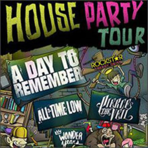Save Money For House Party Tour