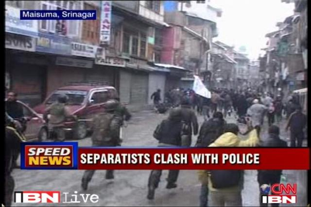 Insurgency in Kashmir