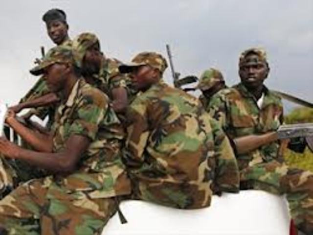 Warning Towards the Congolese Army