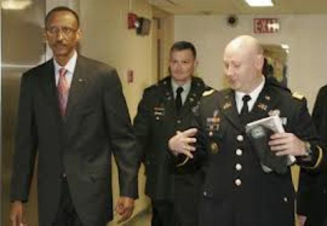 Military Help Taken From Rwanda