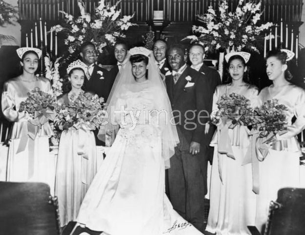 Jackie got married
