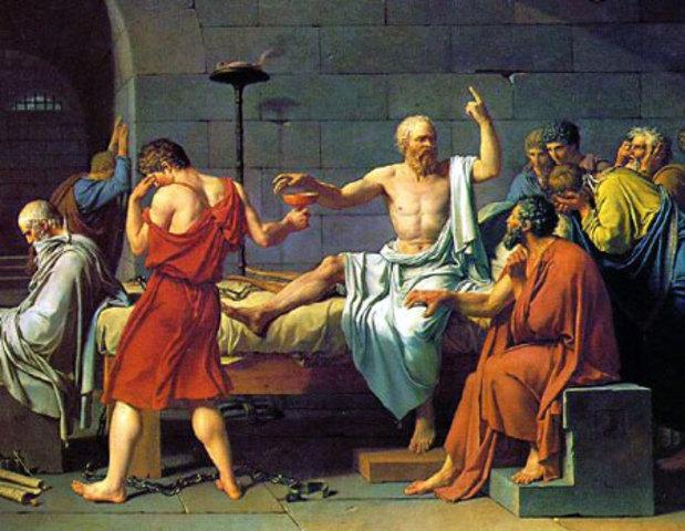Periodo Pre Socrático 500 A.C