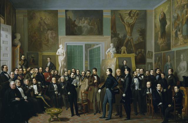 El Romanticismo año 1800