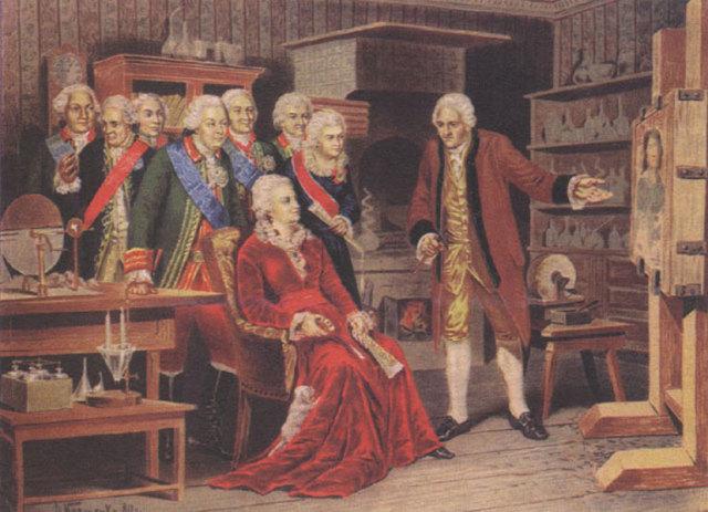 La Ilustración Año 1700