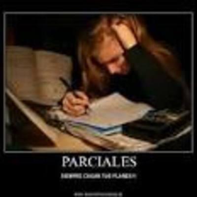 PARCIALES timeline