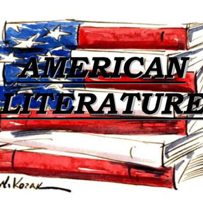 American LIterature Overview timeline