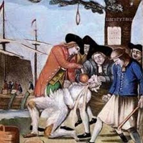 *Colonial Reaction: Sons and Daughters of Liberty