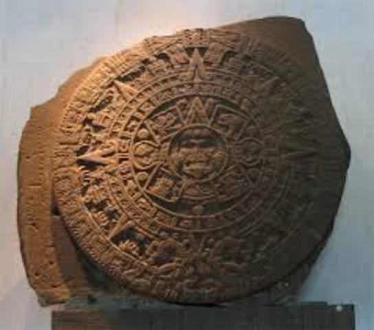 El calendario 8000 A C