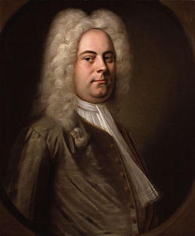 Neix Georg Friedrich Händel