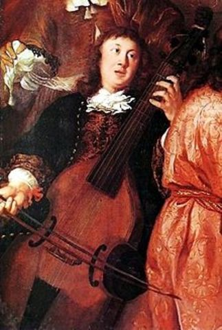 Neix Dietrich Buxtehude (1637-1707)