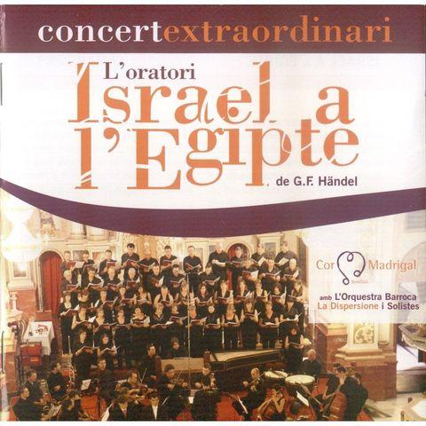 Israel a Egipte - G. F. Händel
