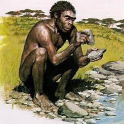 Evolución de las sociedades antiguas  timeline