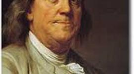 Benjamin Franklin time-line timeline