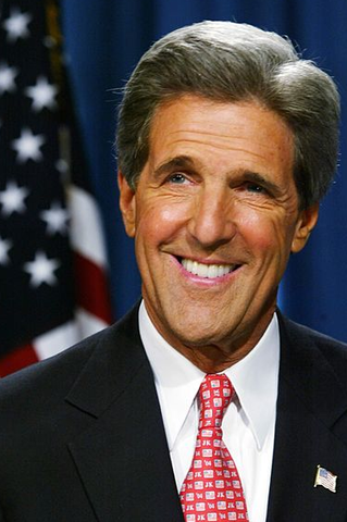John Kerry is Elected