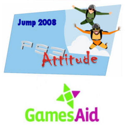 Jump 2008; the PS3 Attitude Charity Event