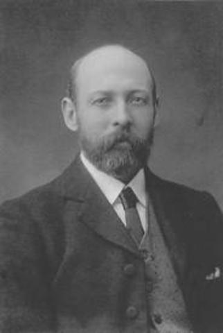 Joseph Cook, 6th Prime Minister
