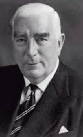Robert Menzies, 12th PM