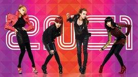 2NE1- music history timeline