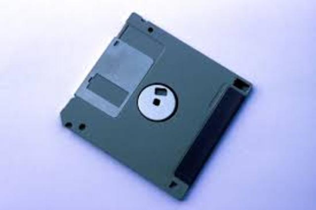 Primer disquete