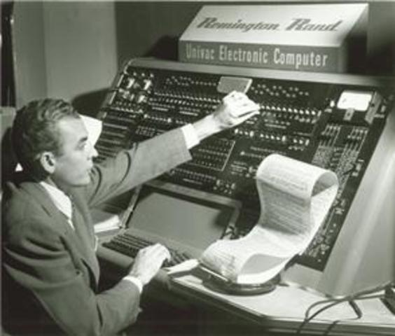 Primera computadora comercial
