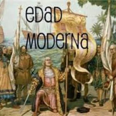 LA EDAD MODERNA timeline